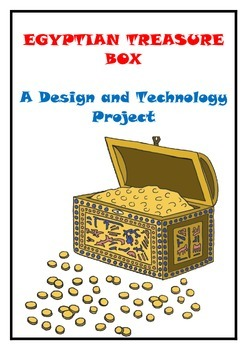 Egypt Stem Activity:Treasure Box Design and Make