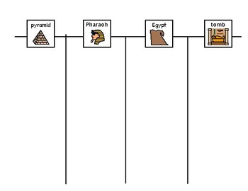 Egypt Vocabulary Match