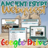 Egypt WebQuest-Google Drive