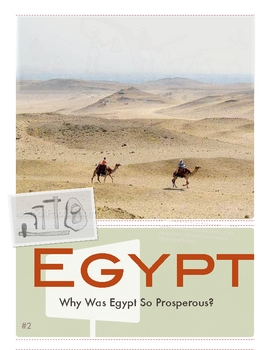 Egypt: Why was it so Prosperous? by Don Nelson