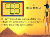 Egypt based Math Problem Solving Project