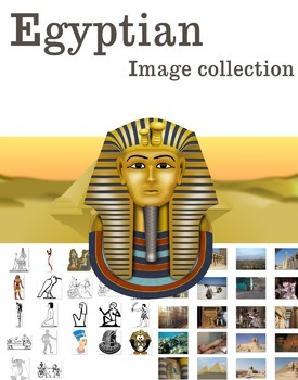 Egypt themed image collection. Over 100 Egyptian themed ro