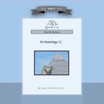 Egyptian Archeology Level 1