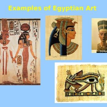 The Art of Egypt