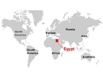 Egyptian Art Project + Worksheet