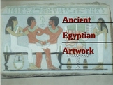 Egyptian Artwork PowerPoint