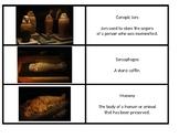 Egyptian Cards