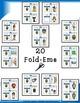 Egyptian Civilization Interactive Mini Research Fold-Ems a