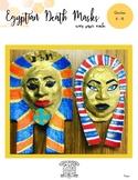Egyptian Death Masks