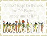 Egyptian Deities and the Ten Plagues