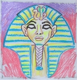 Egyptian Drawing - Step by step