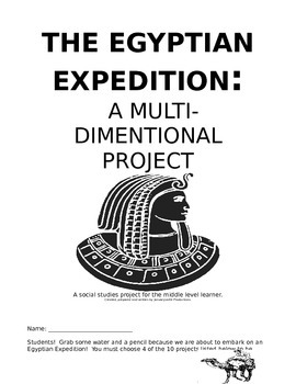 Egyptian Expedition Project