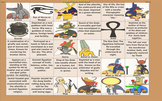 Egyptian Gods - Computer Learning Game - Bill Burton