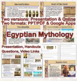 Ancient Egypt: Egyptian Mythology