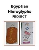 Egyptian Hieroglyphs Project