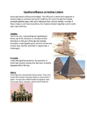 Egyptian Influence on Nubian Culture Worksheet
