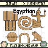 Egyptian Mathematics Clip Art