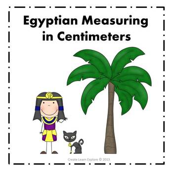 Egyptian Measurement in Centimeters