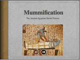 Egyptian Mummification Process BUNDLE