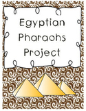 Egyptian Pharaoh Project