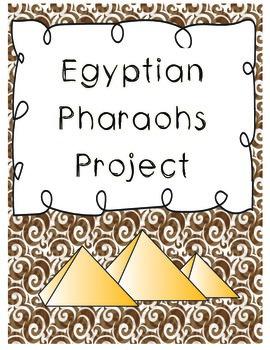 Egyptian Pharaoh Project