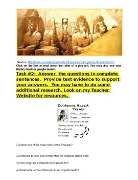 Egyptian Pharaoh VS U.S. President: Who Would You Rather Your Leader Be?