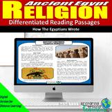 Egyptian Religion Reading Passages