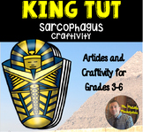 Egyptian Sarcophagus Articles and Craftivity for Grades 3-6