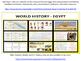 Egyptian Tombs & Pyramids - Homework