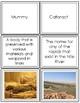 Egyptian Vocabulary Task Cards