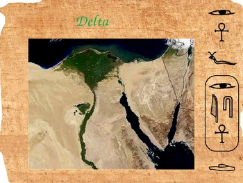 Egyptian geography Power Point