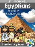 Egyptians - Ancient Civilization Research Unit