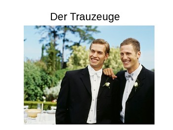 Ehe / Hochzeit / Wedding / Marriage / Partnerships / Relationships