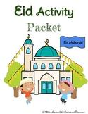Eid Activity Packet!