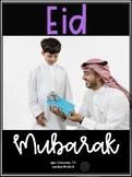 Eid Mubarak Freebie