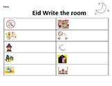 Eid Write the room