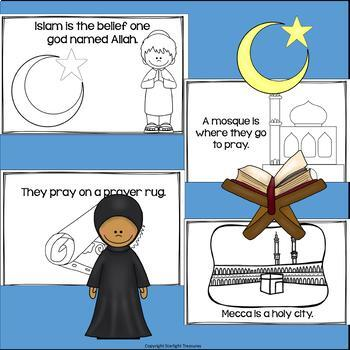 Eid al-Fitr Mini Book for Early Readers