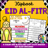 Eid al-Fitr Research Flipbook (All about Eid Celebration Facts & Activities)