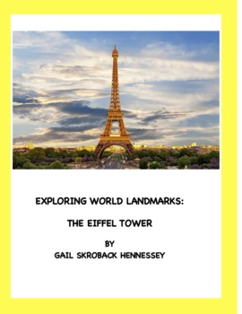 Eiffel Tower: Explore World Landmarks(Reading Comprehension Passages/Questions)