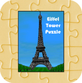 Eiffel Tower - Puzzle