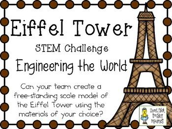 eiffel tower in paris france engineering the world stem challenge. Black Bedroom Furniture Sets. Home Design Ideas