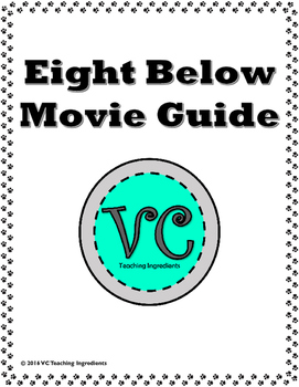 Eight Below Movie Worksheet
