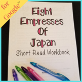 Eight Empresses for Google Classroom™