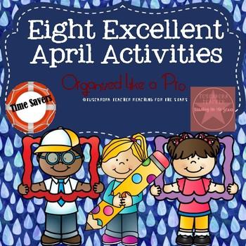 Eight Excellent April Activities