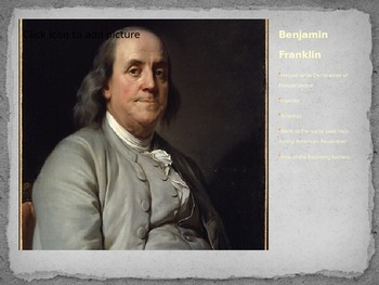 Eight Historical Figures of US History