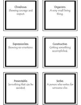 Eight Keys By: Suzanne LaFleur Novel Unit