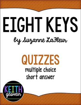 Eight Keys: FREE 12 Quizzes