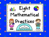 Eight Mathematical Practices Poster Set