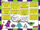Eight Mini Literacy Skills Rule and Definition Posters (US Spelling)