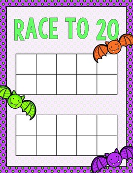 Eight {Not So Spooky} Math Games for K-1